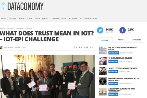 IoT-EPI challenge