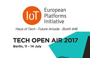 TechOpenAir - IoT-EPI Booth
