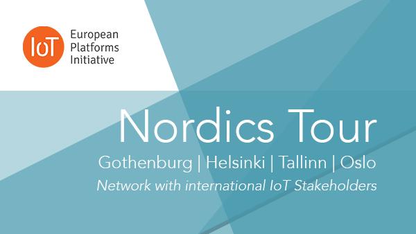 Nordics Tour IoT-EPI